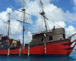 JEAN LAFITTE PIRATE DINNER CRUISE